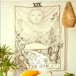 The Sun Tarot tapestry